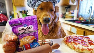 Funny Chef Dog Earl Cooks! Compilation