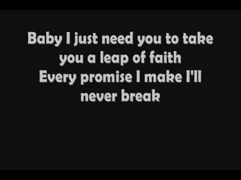 David Charvet - Leap Of Faith (Lyrics)