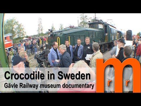 Swiss Crocodile ce 6/8 Litt 14305 in Gävle, SWEDEN