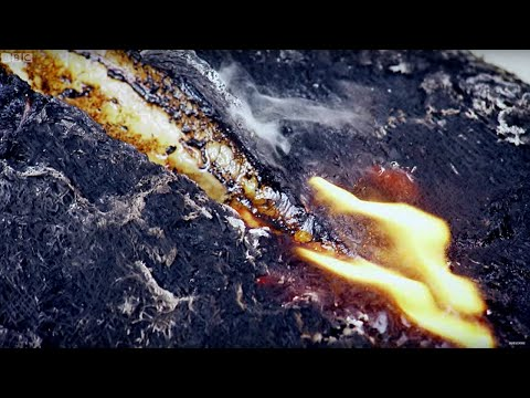Is Spontaneous Combustion Real? - Secrets of Everything - Brit Lab - BBC