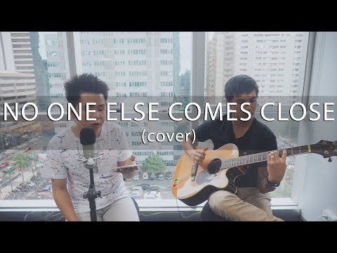 No One Else Comes Close (cover) - Karl Zarate
