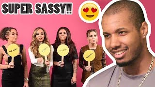 LITTLE MIX SASSY MOMENTS 2017 REACTION