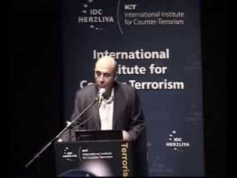 Talking Heads: M.K. Lt. Gen. (Res.) Shaul Mofaz at ICT