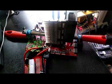 FPGA Mining With Modded AES-KU040 Card