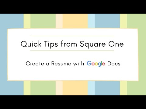create-a-resume-with-google-docs