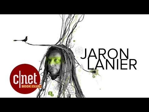 The future of VR with Jaron Lanier, and why we should we all quit social media