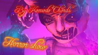 [BATIM][SFM]Horror show|by original song-Komodo Chords|