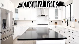 KITCHEN TOUR! + REMODELING BEFORE & AFTER