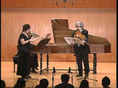 GP Telemann – Sonata for Violin, Cello and Basso Continuo F-major / No.6