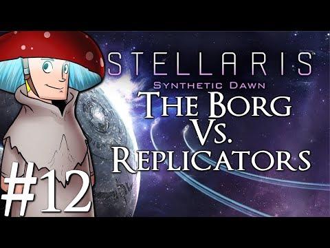 Stellaris   Multiplayer   Synthetic Dawn   Part 12