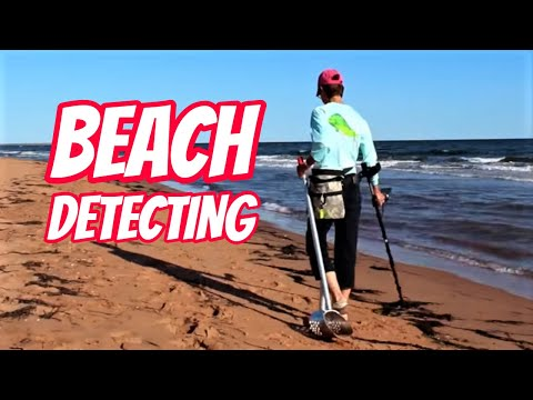 🌞 Beach Metal Detecting - Gulf Of St Lawrence