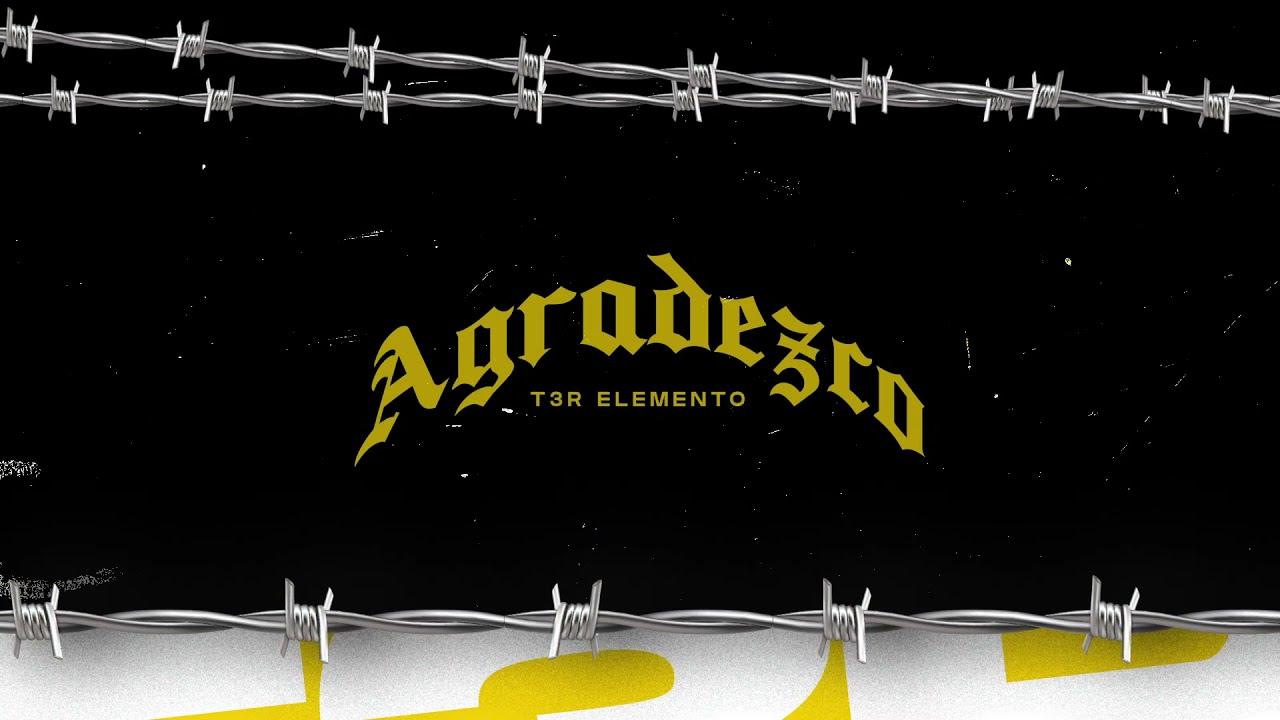 Agradezco - (Video Con Letras) - T3R Elemento - DEL Records 2021