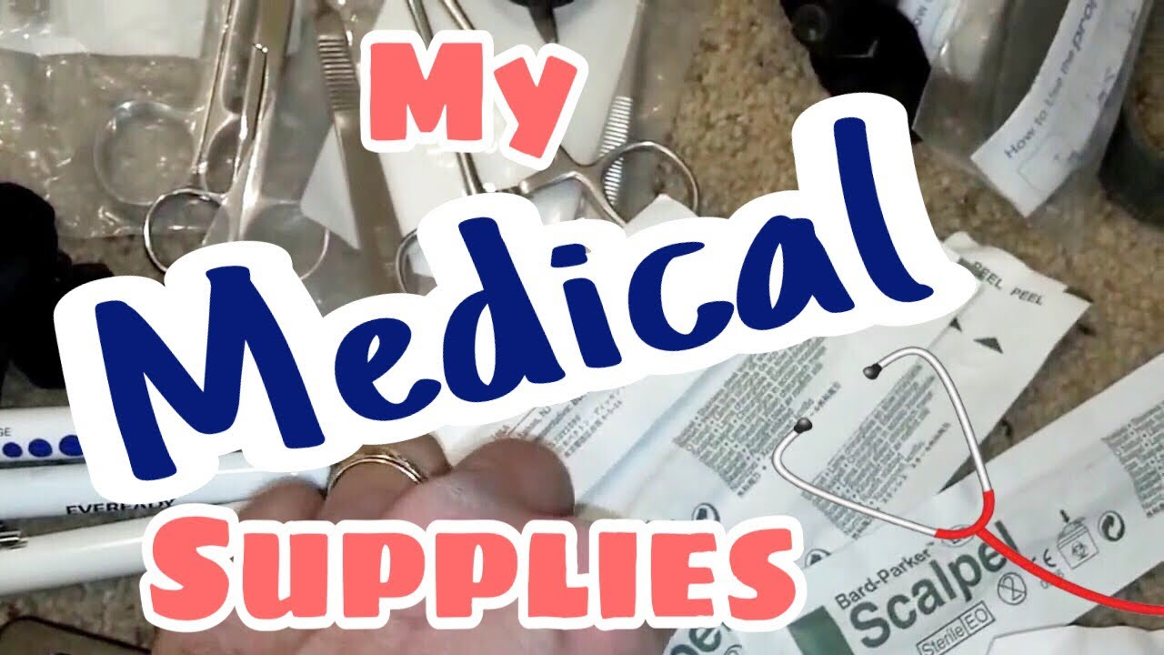 Shtf Preppers Medical Supplies Bug Out Bag Part 2
