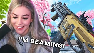 MY AIM IS INSANE TODAY... | Apex Legends