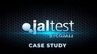 JALTEST CASE STUDY | Adjustment of the auto articulation system in a Caterpillar motor grader
