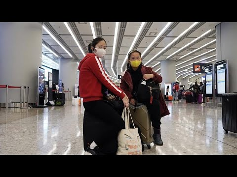 Çin'de koronavirüs alarmı: 11 milyon nüfuslu Wuhan kenti karantinaya alındı