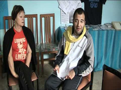 Free age: senior volunteers meeting young disabled people. (Intervista). Parte 2