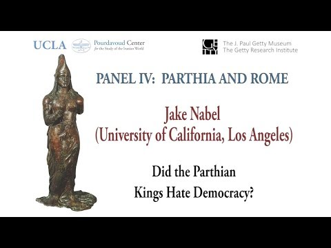 Thumbnail of Did the Parthian Kings Hate Democracy? video