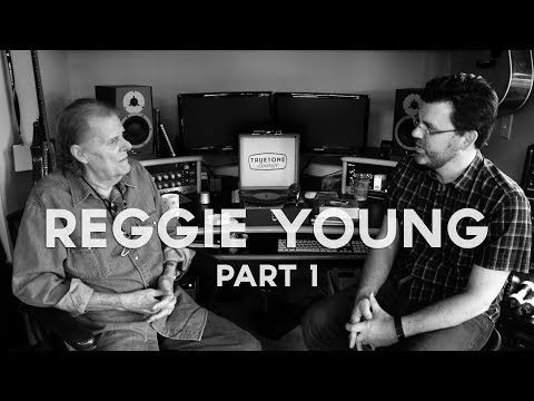Reggie Young   Truetone Lounge    Part 1