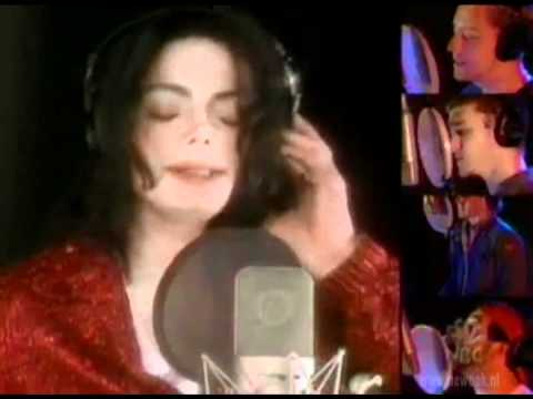 Michael Jackson [HD1080] FullHD What More Can I Give Official Music Video