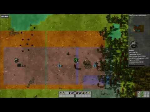Factorio Tutorial - The Logistics Network