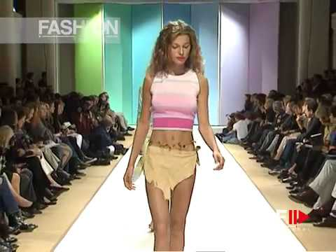 BALMAIN Full Show Spring Summer 2000 Paris - Fashion Channel