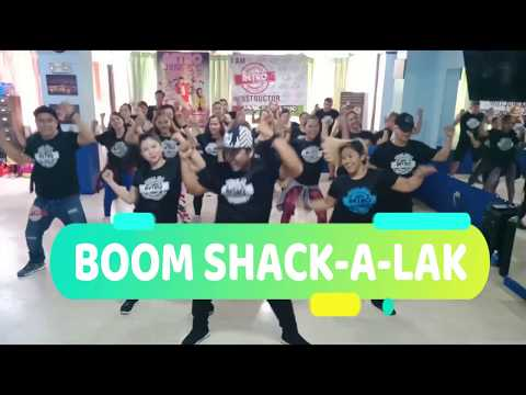 BOOM SHACKALAK  Apache Indian  RETROFITNESSPH  RK Jerry Babon