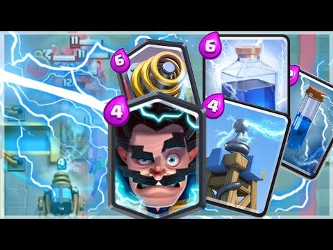 THIS DECK WILL SHOCK YOU | Clash Royale