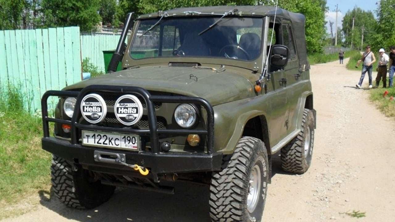 Uaz Russian Auto Tuning Youtube
