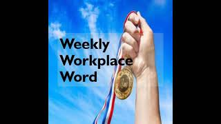 CONSOLIDATE (Part Two) | WEEKLYWORKPLACEWORD