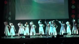 Ruth Aa Gayi Re - Shiamak Summer Funk - London 2014
