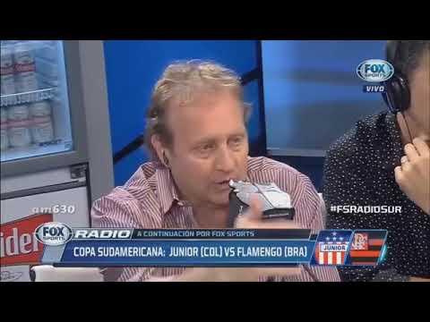 Fox Radio 30 Noviembre 2017 Sin acuerdo con Shanghai ¿No vuelve Tévez a Boca?
