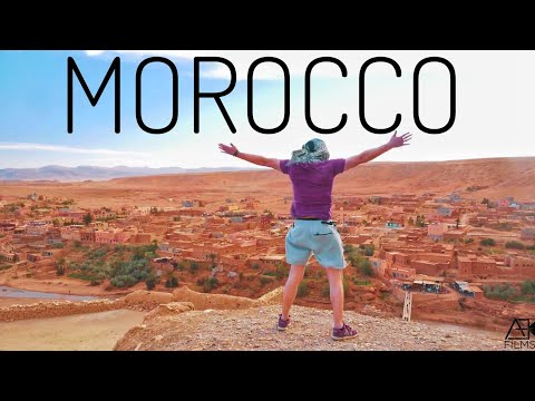 Morocco 2018 - Backpacking Tour