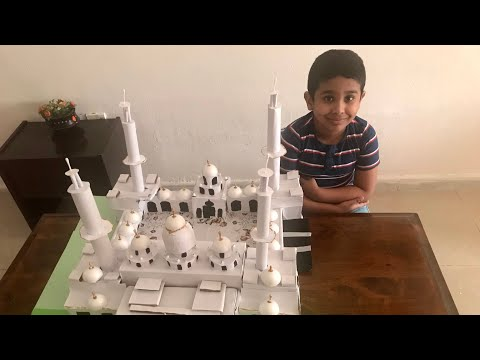3D MODEL OF SHEIKH ZAYED GRAND MOSQUE
