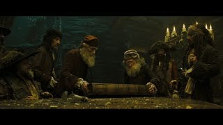 капитан Тиг. Кодекс Пиратов. Выборы Короля Пиратов. HD