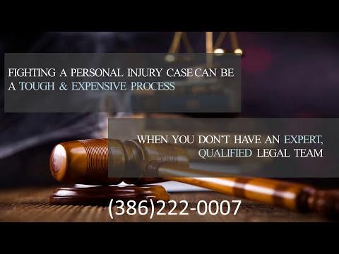 Palm Coast Personal Injury Attorney |Palm Coast Personal Injury Lawyer