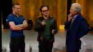 U2-Late Show Apperance 1999
