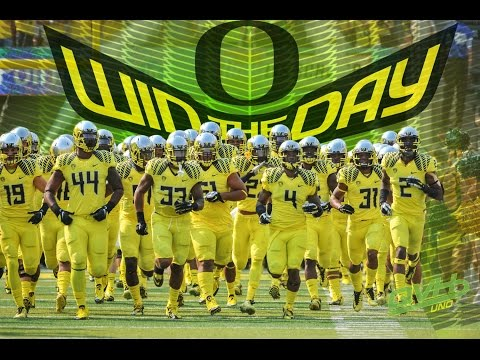 Oregon Ducks Football vs. Florida State Rose Bowl 2015 HD