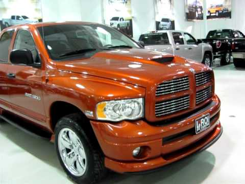dodge ram 1500 daytona 2005 wow ultra rare a2914 1 youtube. Black Bedroom Furniture Sets. Home Design Ideas