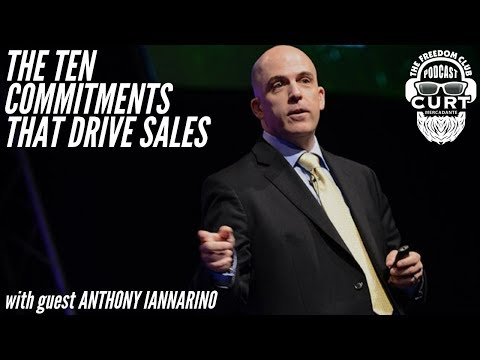 The Ten Commitments that Drive Sales with Anthony Iannarino