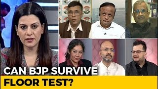 Maharashtra Stunner: Phir Ek Baar, Fadnavis Sarkaar   The Big Fight