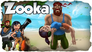 "Heaven lernt ""All Zooka"" & ""ZookaHooka"" | BOOM BEACH | Zookas in Operationen! (Deutsch / German)"