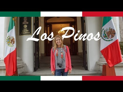 Welcome to Los Pinos 🇲🇽 This is How Mexican Presidents Lived!