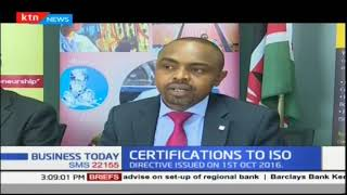 Organisations certified to ISO 9001:2008 and ISO 14001:2004 have 30 days comply