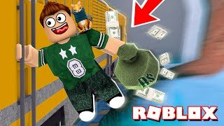 THE SECRET TO STEALING THE JAILBREAK TRAIN Roblox Jailbreak in Spanish