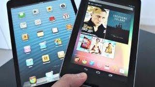 видео ОБЗОР iPad mini 4! Сравнение и отличия iPad mini 4 и iPad mini 3