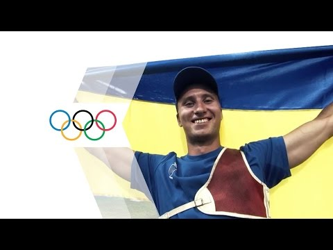 Viktor Ruban - Beijing 2008  Archery Olympic Champion
