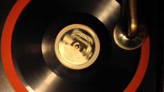 """Argentina"" - Fox Trot: Atlantic Dance Orchestra: Edison Diamond Disc 1923"