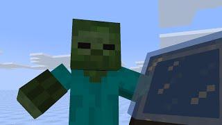 Monster School: ALS Ice Bucket Challenge #1 (Minecraft Animation)