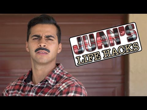 JUAN'S LIFE HACKS | David Lopez